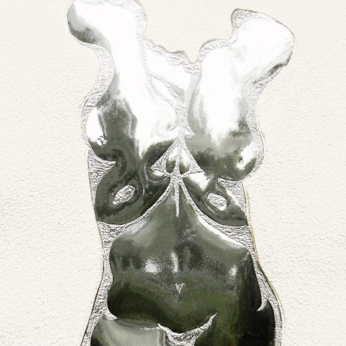 Silver & Aluminium Collection, Bare Carola Pavlik (1978)